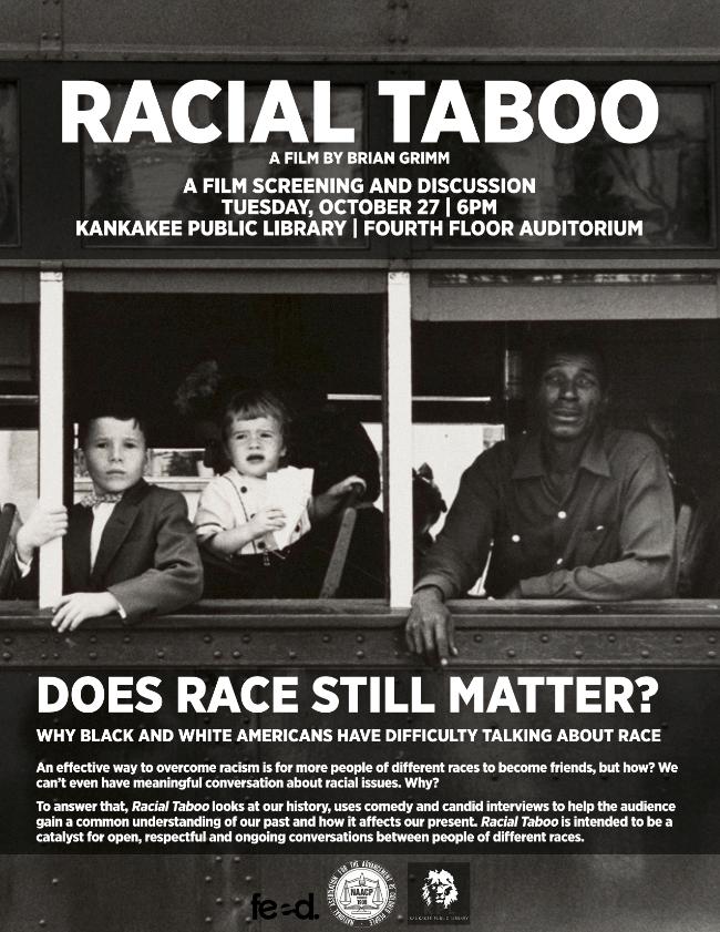 RACIAL-TABOO-poster-kankakee-102715