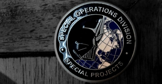 Special Operations Medallion