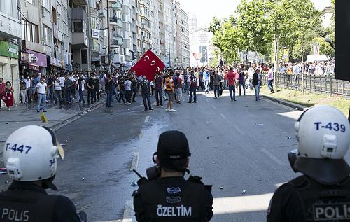 Taksim Olayları